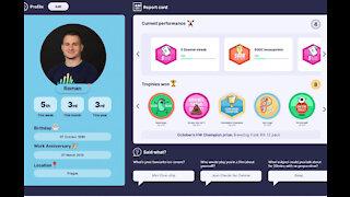 New online platform HomeWerk helps strengthen bond between colleagues working from home
