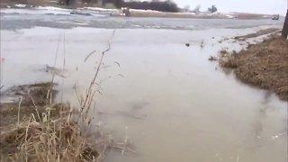 Giles Road Flooding