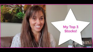 Stock Trading Diary Day 3 – My top 3 picks!