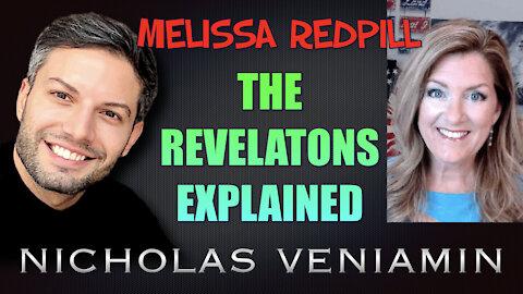 Melissa Redpill Explains The Revelations with Nicholas Veniamin