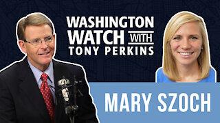 Mary Szoch Warns that Biden's American Families Plan Is More Harmful than Helpful