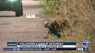 Volunteer cleanup Saturday in 5 Points neighborhood