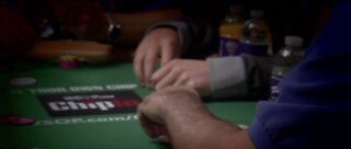Poker player accused of cheating