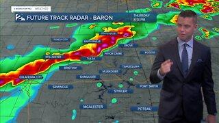 Storms Thursday