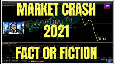 MARKET CRASH 2021 FACT OR FICTION by NIK NIKAM