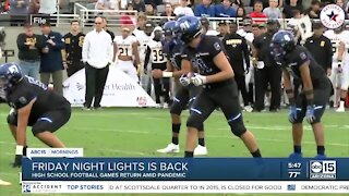 Valley HS football is back amid pandemic