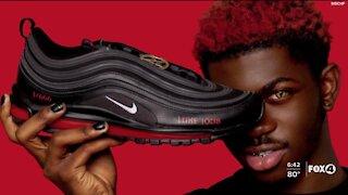 Judge awards Nike temporary restraining order against 'Satan shoes'