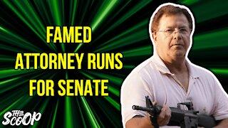 Mark McCloskey Announces Senate Run With An America First Platform
