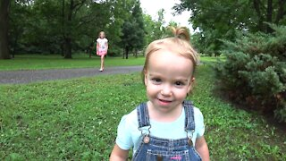 Kids Videos ~ Farm Kids Love the OutDoors. Get Outside and PLAY!