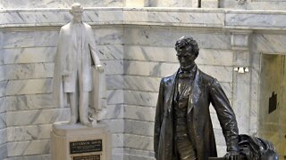 Kentucky To Remove Jefferson Davis Statue From State Capitol