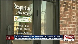 Tulsa Respicare Helping Those with COPD