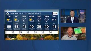 Scott Dorval's Idaho News 6 Forecast - Thursday 11/5/20