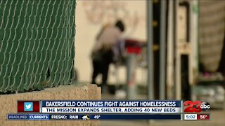 Bakersfield continues fight against homelessness