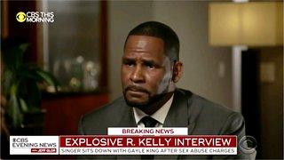 R. Kelly Breaks Down In Interview