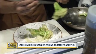 Caulilini could soon be coming to local markets