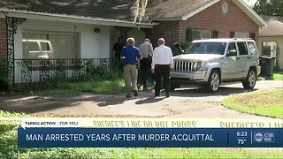 Man charged with manslaughter in September 2019 murder in Hillsborough County