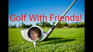 Let's Play Golf With Friends! A chill sibling time