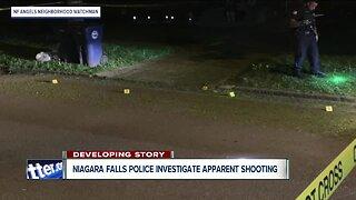 Niagara Falls police investigate apparent shooting