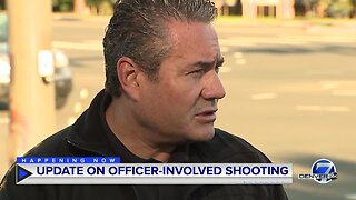 Update from authorities on officer-involved shooting in Lakewood