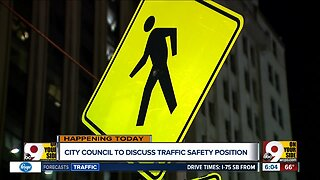 City council to discuss traffic safety position