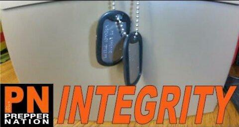 Integrity Matters - SHTF