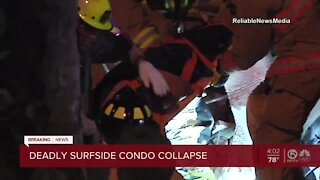Officials to give update to deadly Surfside condo collapse