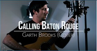 """Under the Influence Singles Cory Sites, """"Calling Baton Rouge"""". Acoustic Cover"""
