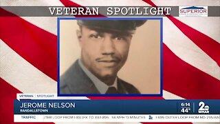 Veteran Spotlight, Jerome Nelson