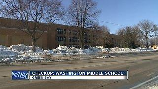 Checkup: Washington Middle School