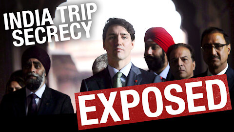 AUDIT TRUDEAU: More expense scheming from PM's 2018 India trip uncovered