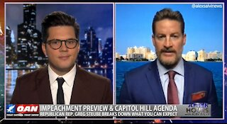 After Hours - OANN Impeachment 2.0 with Rep. Greg Steube