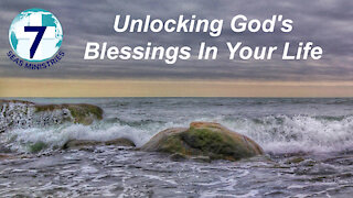 Unlocking God's Blessings In Your Life