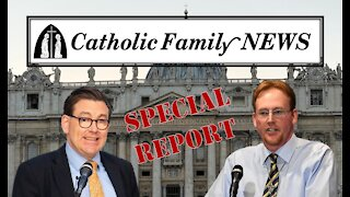 Special Report: Dr. Peter Dr. Kwasniewski on the Benedictus Project