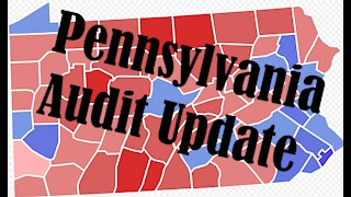 Pennsylvania audit Update (Contacts law firm on audit funding options )