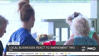 Amendment 2 passes in Florida