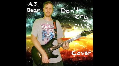 Don't cry Guns N Roses cover