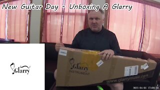 Unboxing a Glarry Guitar - Are They Really As Bad As The Critics Say?