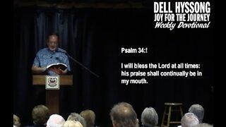 Dell's Devotional - June 13, 2021