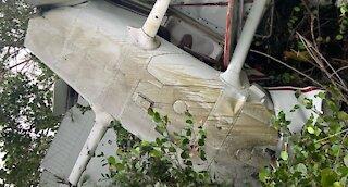 Two people injured in small plane crash in Jupiter