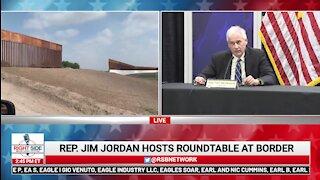 South Texas Border Visit with Congressman Jim Jordan in McAllen, TX