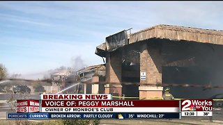 Hotel fire forces evacuation in Checotah