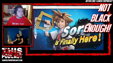 Is Super Smash Bros. Ultimate Too White? Why Do The Woke Hate Sora?
