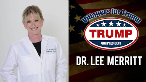 Villagers for Trump Rally Feb 9 Rally with Dr. Lee Merritt