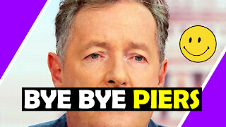 BYE BYE Piers and Good Riddance / Hugo Talks #lockdown