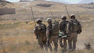 Two US Service Members Killed In Afghanistan Identified