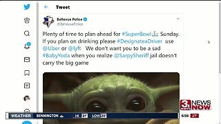 Bellevue Police issue warning ahead of Super Bowl