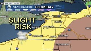 7 First Alert Forecast 0828 11pm