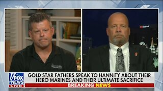 2 Gold Star Father's Speak Out Against Biden's Disrespect For The 13 Fallen Service Members