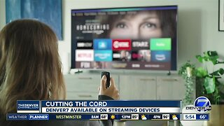 Cutting the cord - more people streaming TV shows