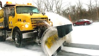 Winter Storm Warning - Travel Advisory - Super Cold Temperatures - Blowing & Drifting Snow